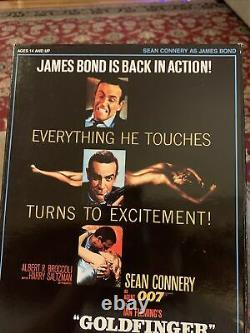 Sideshow Collectibles 007 Goldfinger James Bond Played By Sean Connery 12 (MS)
