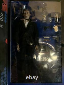Sideshow Collectibles Dr. No James Bond 007 Sean Connery 12 Action Figure 2002
