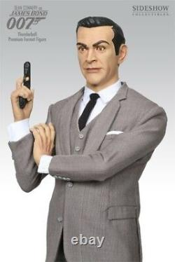Sideshow JAMES BOND SEAN CONNERY 007 THUNDERBALL PF EXCLUSIVE 71121 NEW SEALED