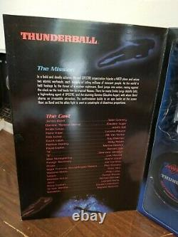 Sideshow Sean Connery James Bond Thunderball 1/6th Scale Figure in Box 12