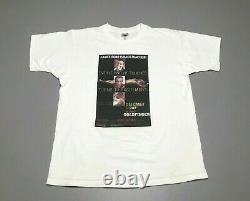 Vintage 90s 1997 James Bond 007 Goldeneye Sean Connery Movie Tee T-Shirt Size XL